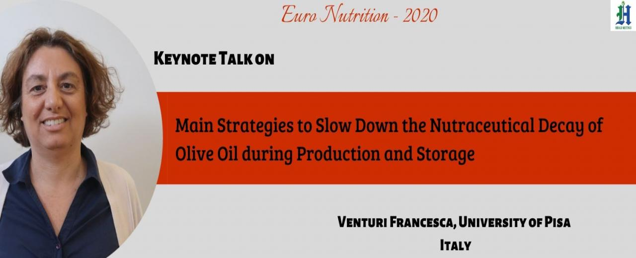 Nutrition Conferences, Euro Nutrition, March 2020, Rome, Italy